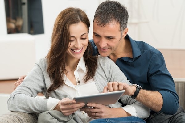 a couple reviewing companies that buy houses