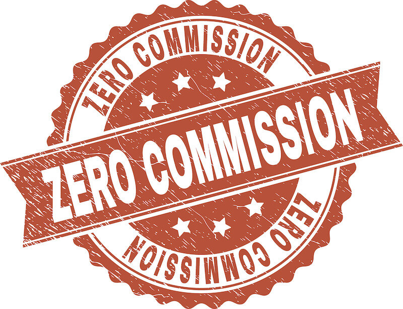 zero commission seal stamp from home investors in Memphis