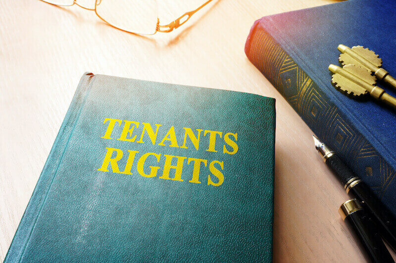 Tenants rights and keys.