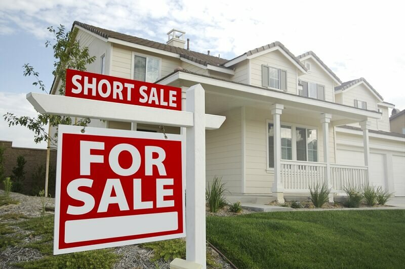 Short Selling your Upside Down House