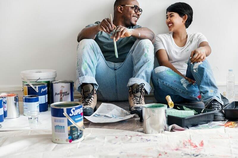 Painting Your House a Unique Color