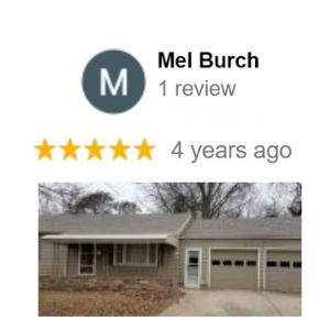 Mel in Grandview