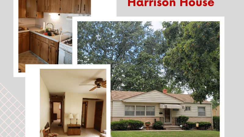 The Harrison House