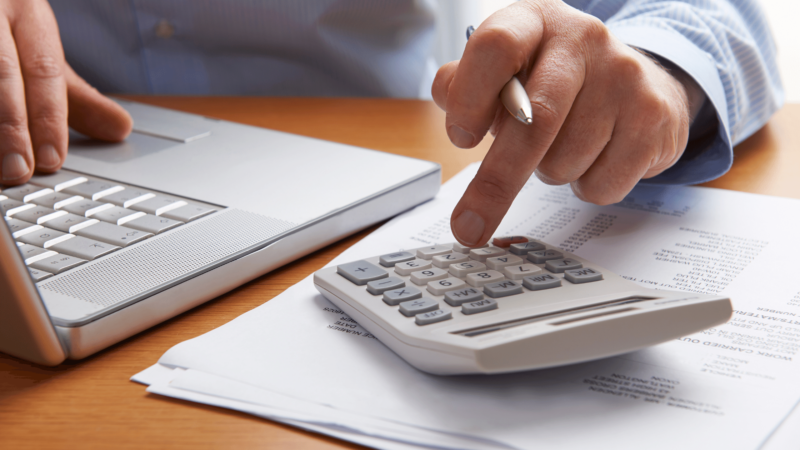 crunch the numbers when selling your house