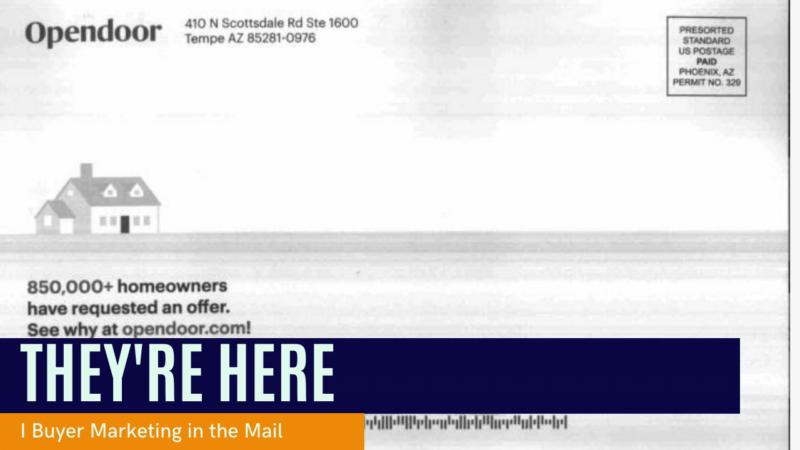 opendoor postcard
