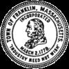 100px-Franklin_MA_seal