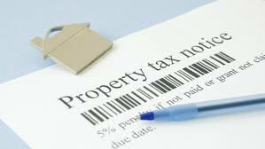 Notice of back property taxes in Knoxville, Tn ?
