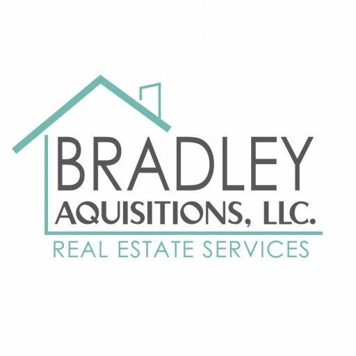 Bradley Acquisitions LLC buys houses logo