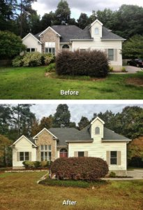 A house we bought near Raleigh. We can buy your house. Contact us today!