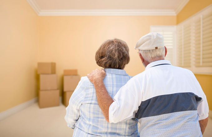 Downsizing and retirement
