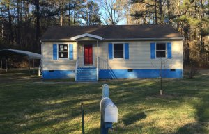 We buy houses in Prince George Virginia