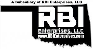 RBI Enterprises OKLAHOMA logo subsidiary