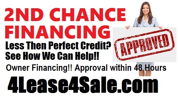 We offer Seller Financing Tulsa, and Statewide.