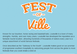 What's happening in Louisville, KY.