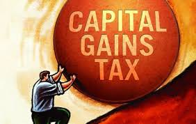 Tax - capital gains