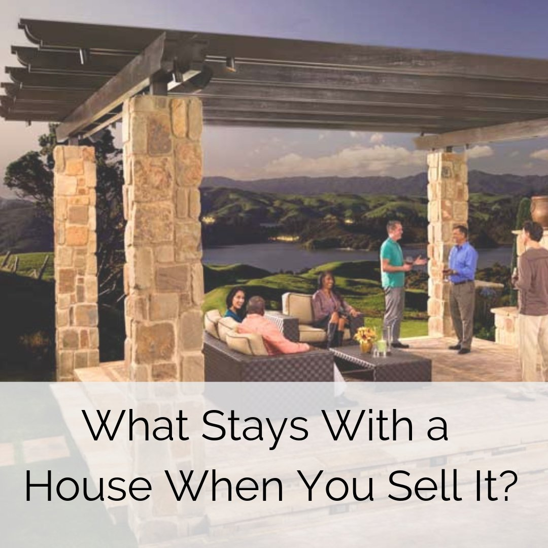 What Stays With a House When You Sell It_