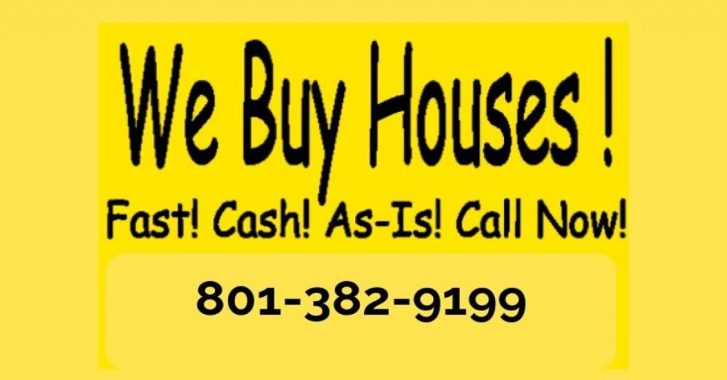 we-buy-houses ugly yellow signs
