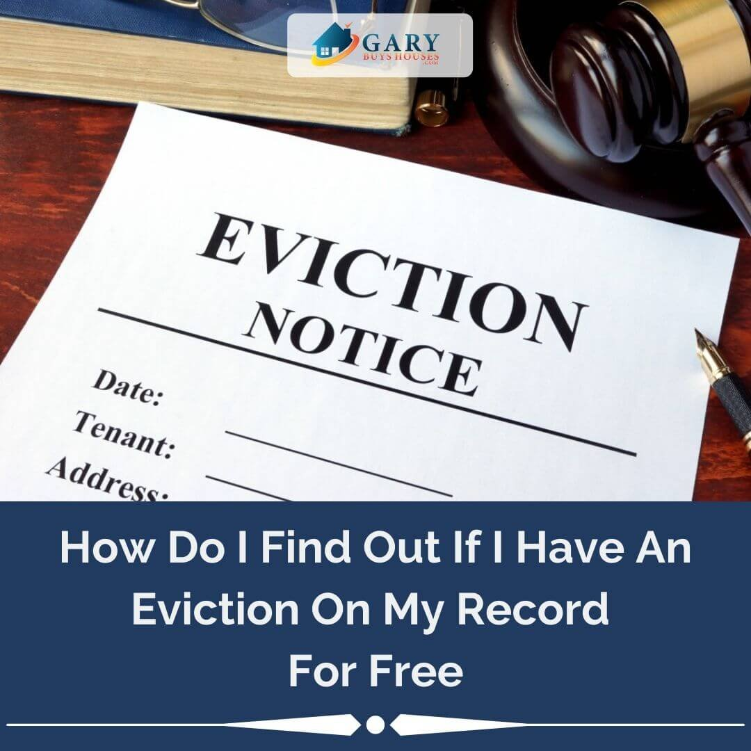 how do I find out if I have an eviction on my record for free