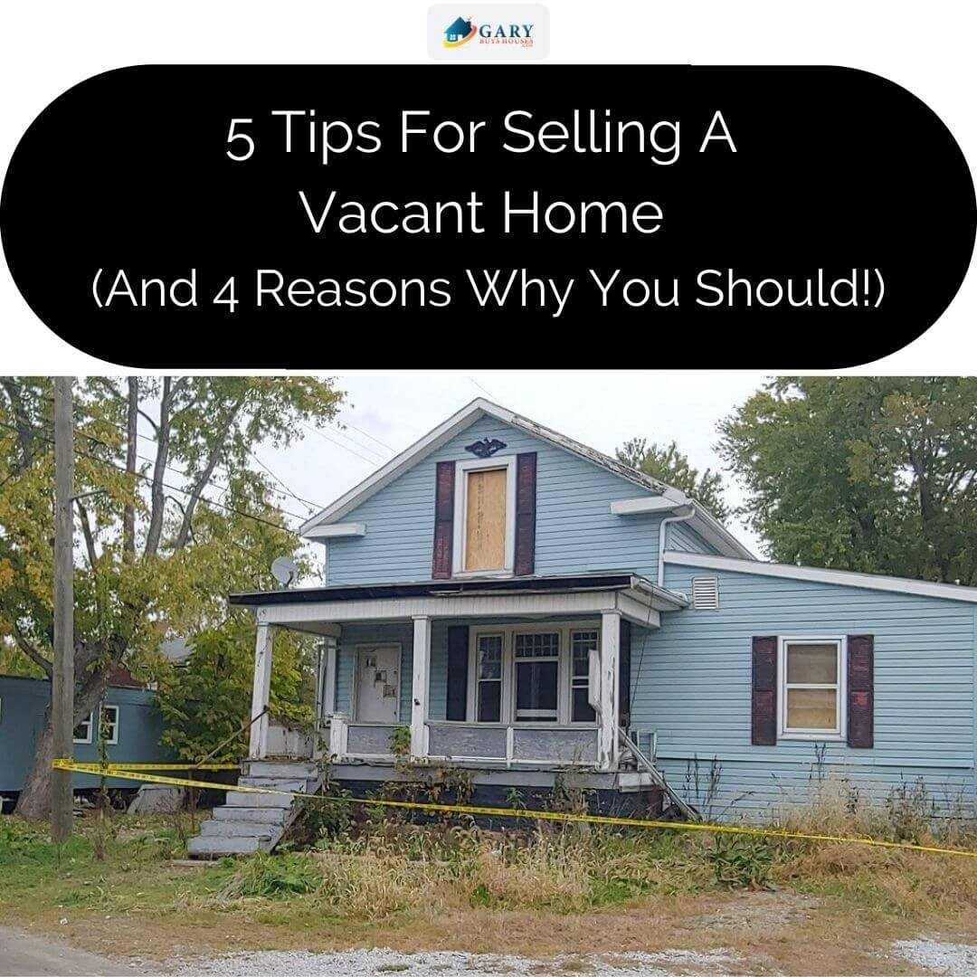 selling-a-vacant-home-utah