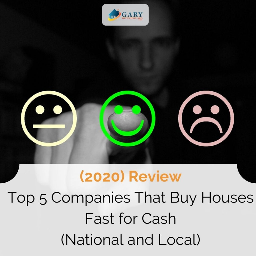 (2020) Review of Top 5 Companies That Buy Houses Fast for Cash - National and Local