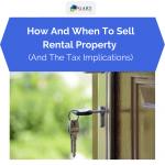 the sale of rental property in utah