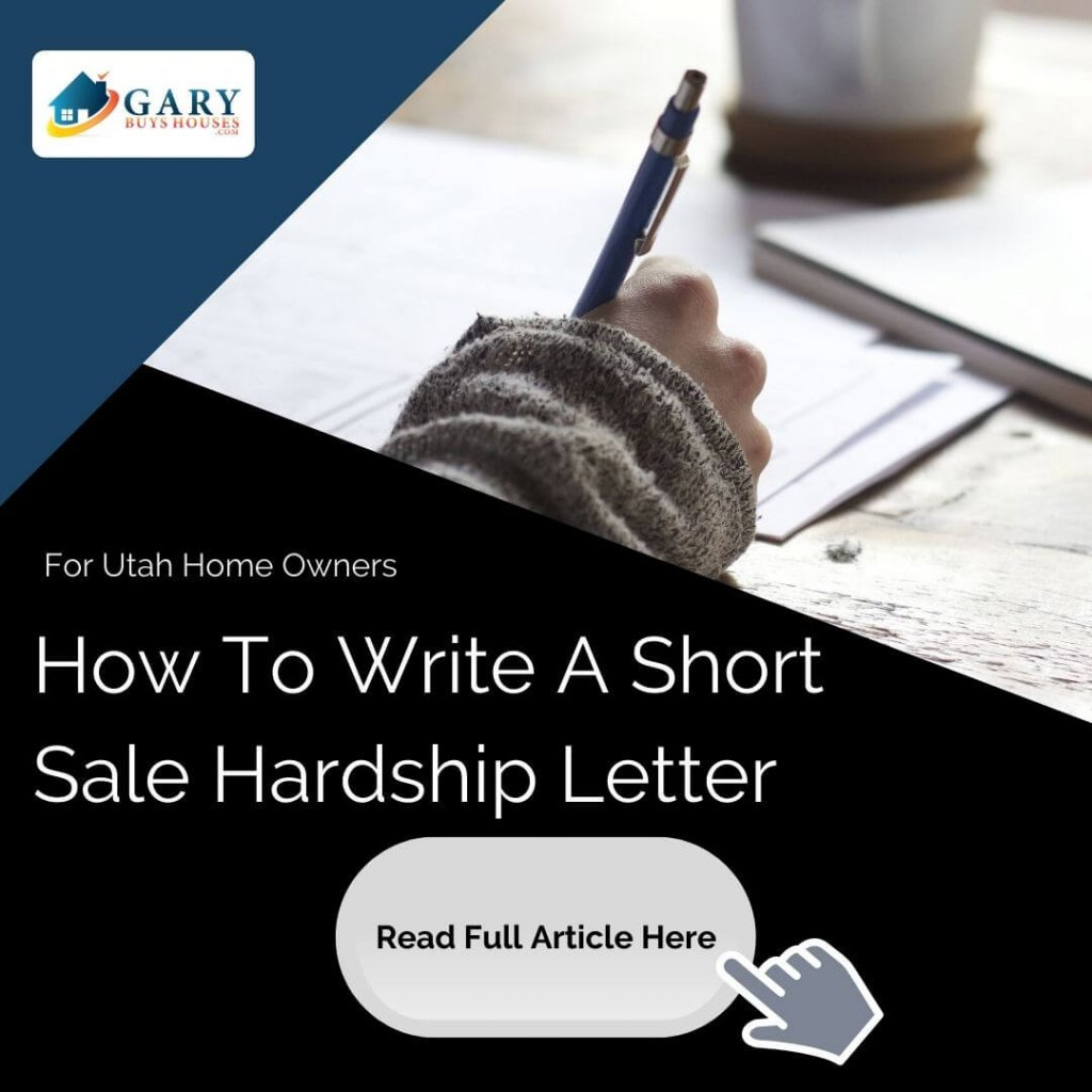 How To Write A Short Sale Hardship Letter
