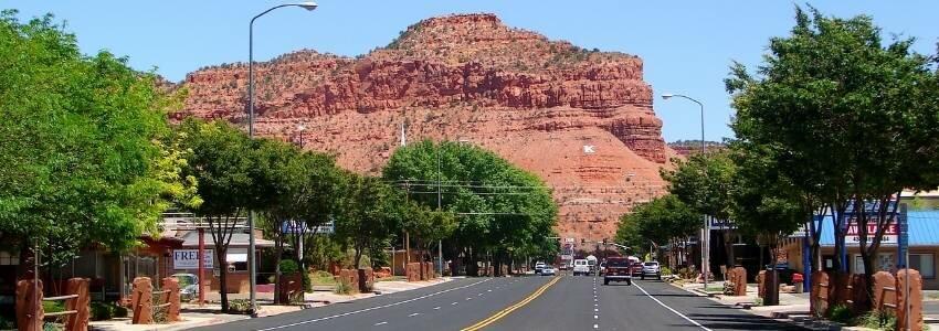 Kanab Utah, top small towns
