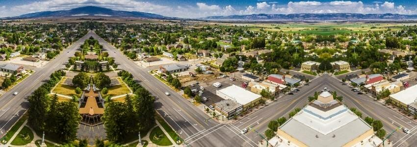 Mount Pleasant - among the best small towns in Utah