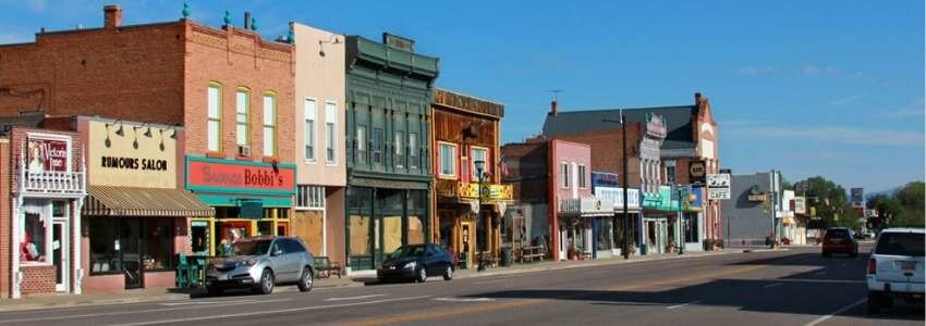 Panguitch Utah - best small towns in Utah