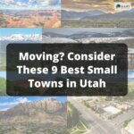 Top 10 best small towns in Utah with Populations of Less than 6000
