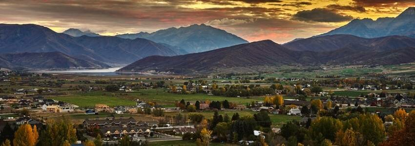 Top 10 small towns in Utah - Midway - Population of 5093