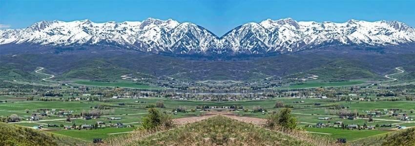 best small cities in Utah - Huntsville