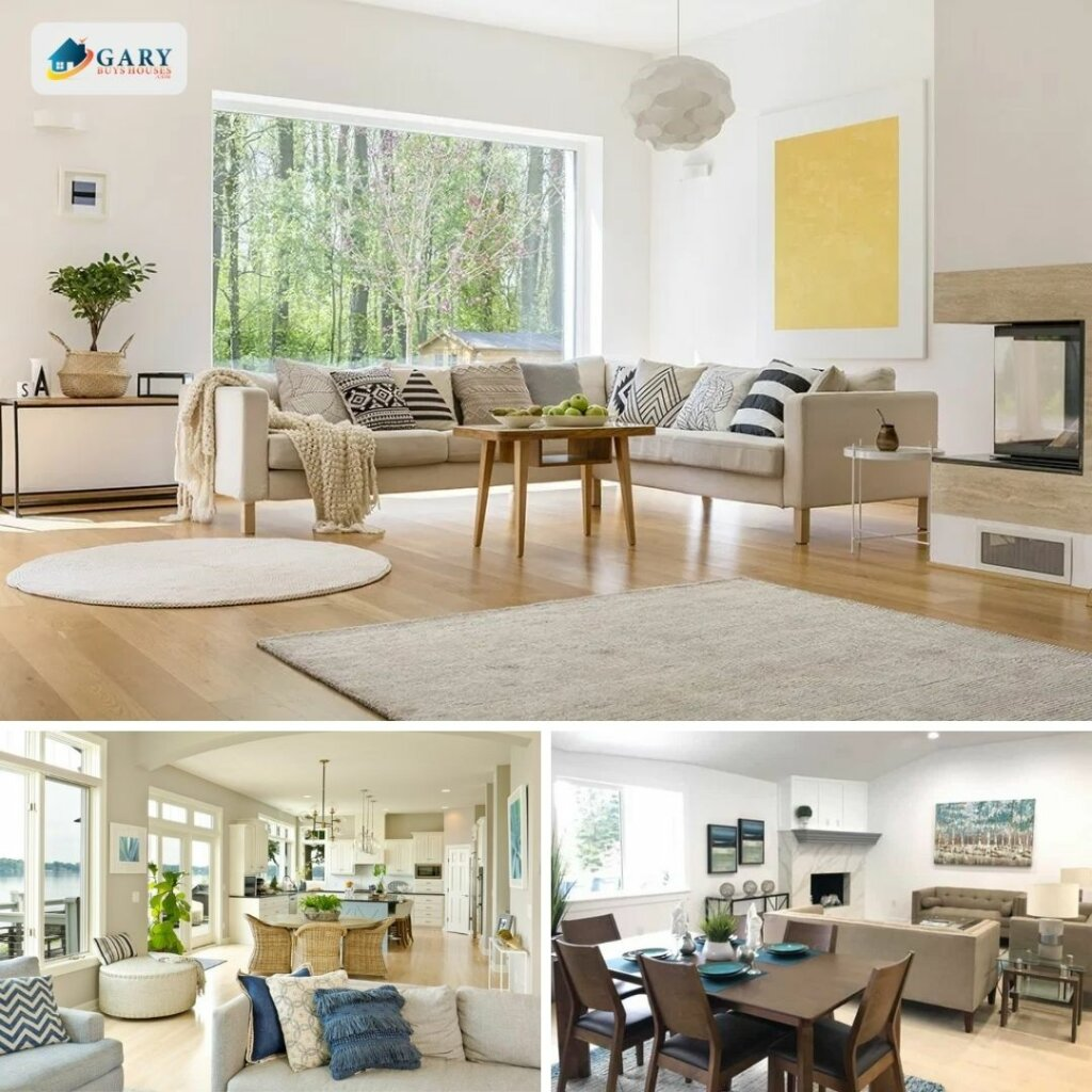 staging a house on a budget