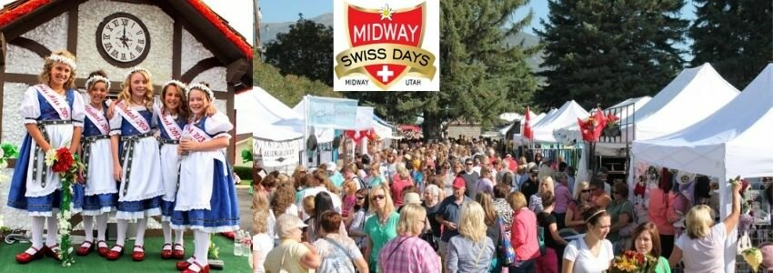 homes for sale in Midway Utah near swiss days event