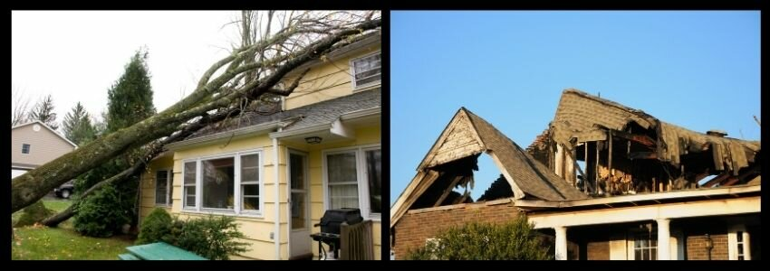 selling a house as is with roof damage