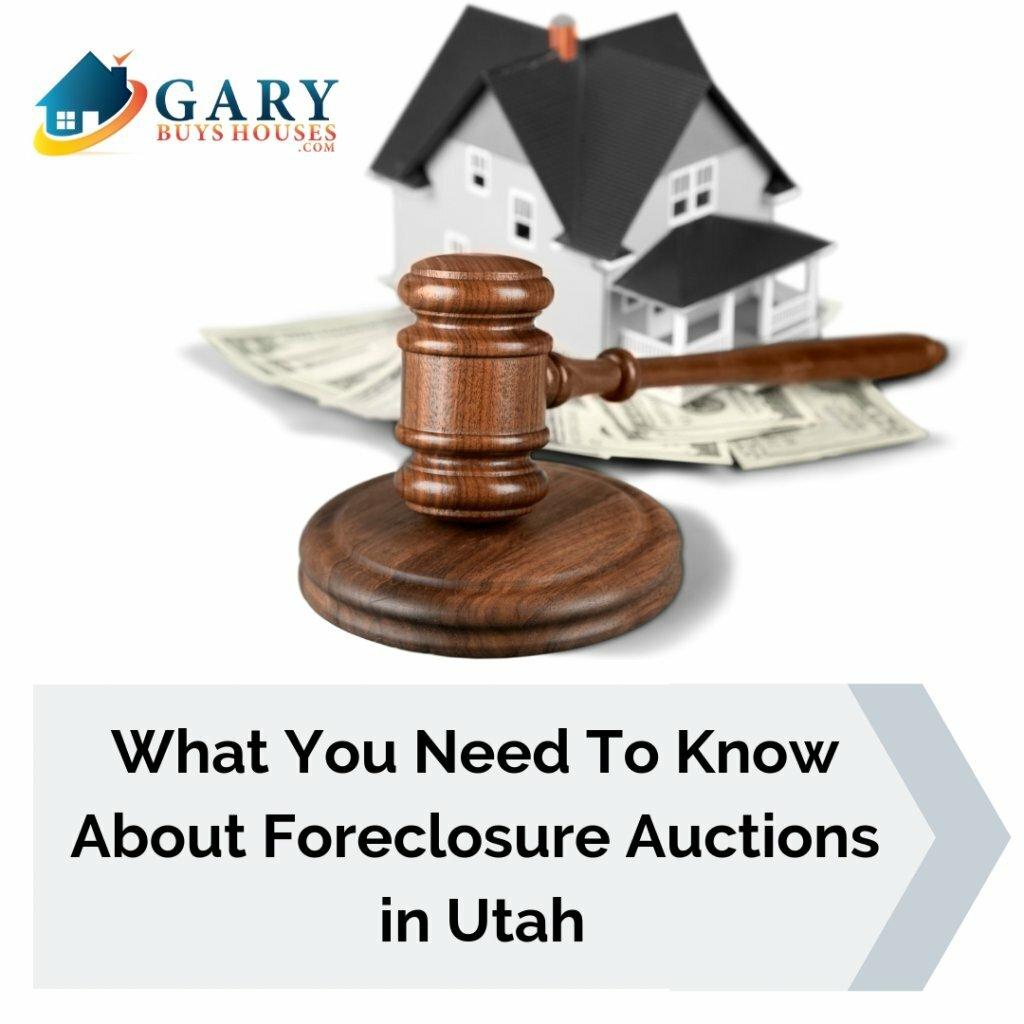 Foreclosure Auctions in Utah