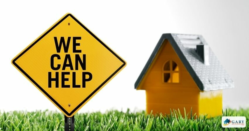 A home buying company can help you sell quickly.
