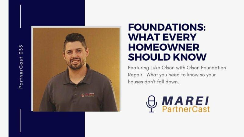 Luke Olson on Foundation Repair in Kansas City