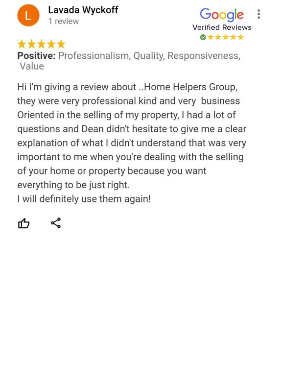 Google Review - Lavada Wyckoff