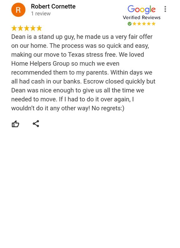 Google Review - Rover Cornette