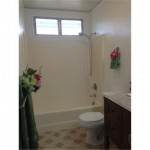 Pearl City Towhouse Bath After