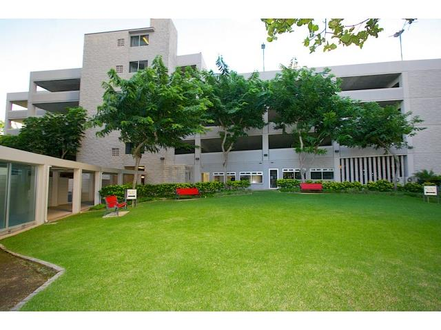 1448 Young Street 406 Yard - Honolulu Condo