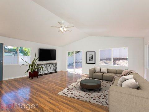 87-1057 Oheohe St Waianae - Living Room