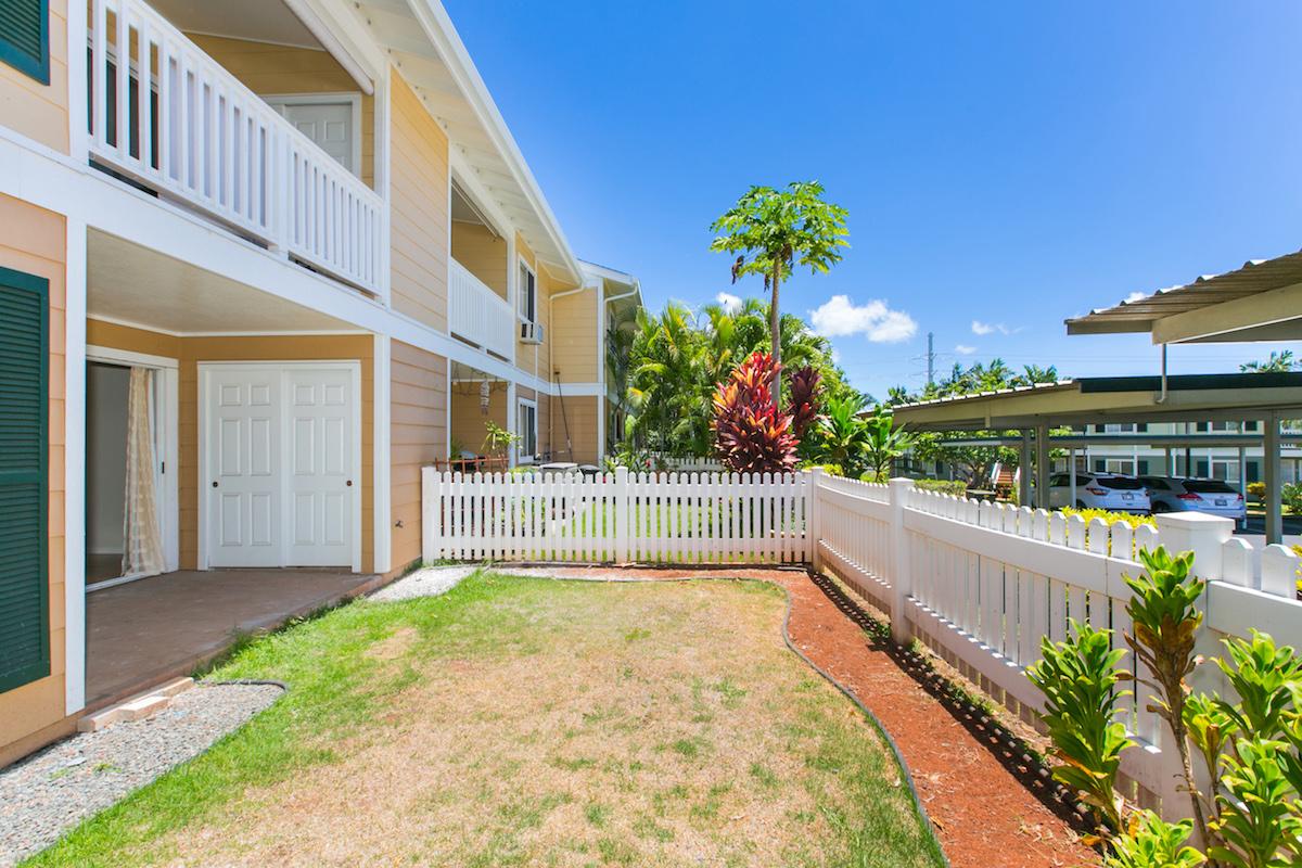Waikele ViewPointe P104 - Backyard