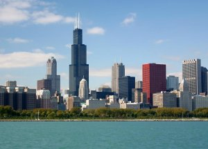 Save on rehab costs Chicago Skyline