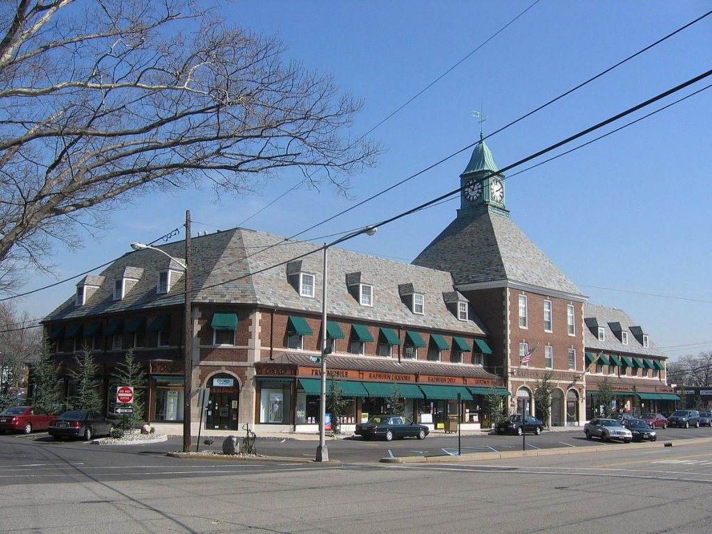 Street view of Fair Lawn, NJ on the sell your house fast in Fair Lawn NJ