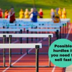 6 Hurdles You'll Need To Overcome When You Need to Sell Your House In _____ Fast (sample with caption)
