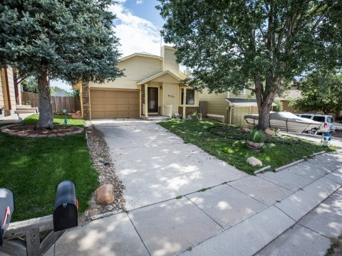 Home For Sale 6525 Mohican Dr Colorado Springs CO
