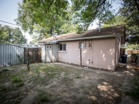 Home For Sale 1001 E 2ND Street Colorado Springs CO