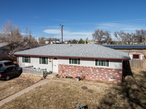 Home For Sale, 400 Pecos Drive Colorado Springs CO
